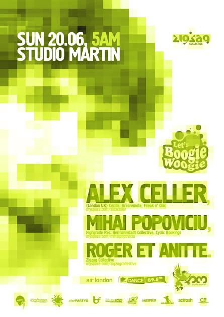 alex celler, mihai popoviciu - studio martin afterhours