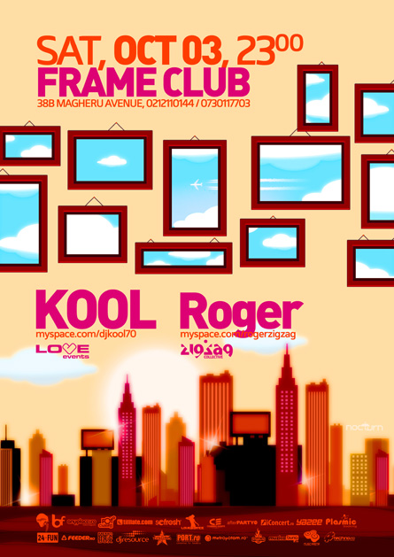 frame club - kool