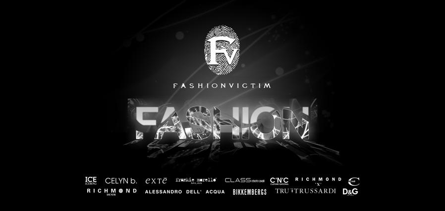 fashionvictim flyer front