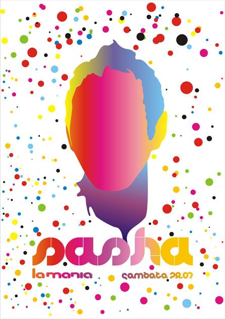 la mania - sasha