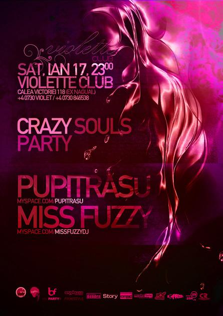 violette - miss fuzzy