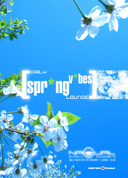 nagual spring vibes teaser