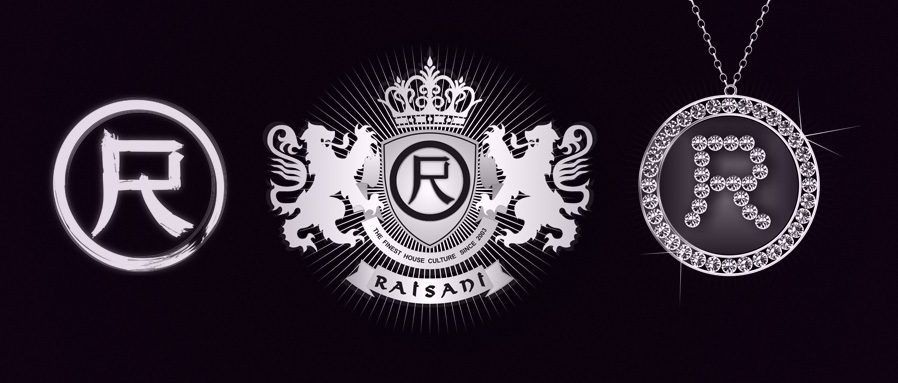 raisani logo treatment