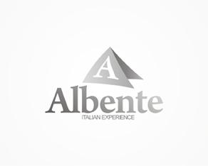 Albente, Romanian, restaurant, Italian, cuisine, logo, logos, logo design by Alex Tass