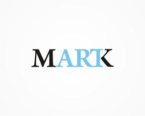 Art Mark, art, art expositions, expositions, art auctions, auctions, art events, events, organizer, logo, logos, logo design by Alex Tass