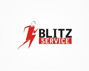 Blitz service, wood, industry, electronics, service, logo, logos, logo design by Alex Tass