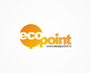 EcoPoint, online, portal, print, magazine, ecology, news, politics, ecological news, ecological politics, logo, logos, logo design by Alex Tass