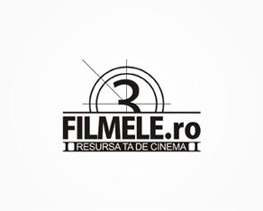 filmele.ro, Romanian, movies, series, portal, logo, logos, logo design by Alex Tass