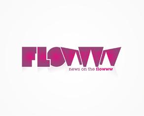 flowww.com, flipping, news, website, portal, logo, logos, logo design by Alex Tass
