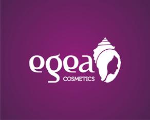 Egea Cosmetics logo design