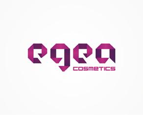 EGEA Cosmetics, cosmetics, perfumery, dealer, distributor, logo, logos, logo design by Alex Tass