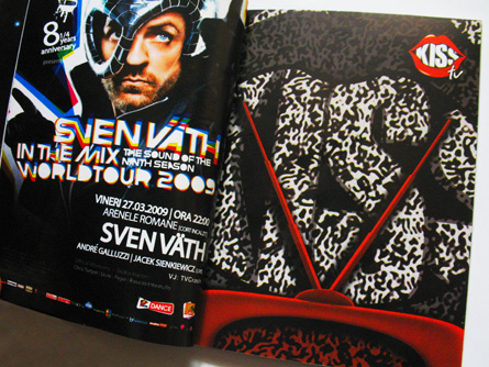 nights awards 2009 - booklet inside