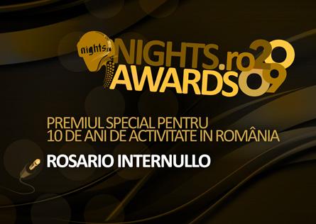 nights awards 2009 - special diploma