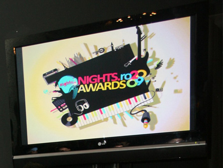 nights awards 2009 - tv announcements