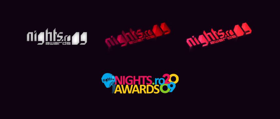 nights.ro awards 2009 - logo
