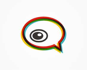 Pro Studio, video, chat, video chat, studio, logo, logos, logo design by Alex Tass