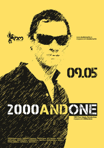 studio martin - 2000andone (proposal)