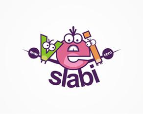 veislabi.com, you will lose weight, weight loss, diets, portal, logo, logos, logo design by Alex Tass