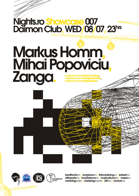 nights.ro showcase 007 - markus homm, mihai popoviciu