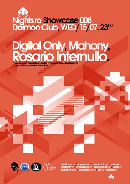 nights.ro showcase 008 - digital only, rosario internullo