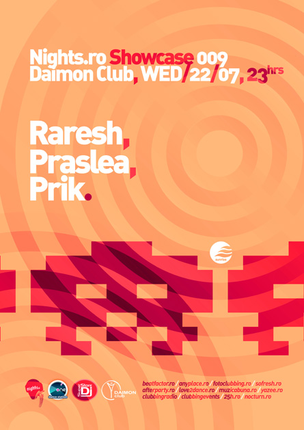 nights.ro showcase 009 - raresh, praslea, prik