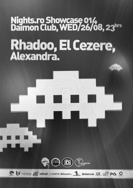 nights.ro showcase 014 - rhadoo, el cezere, alexandra