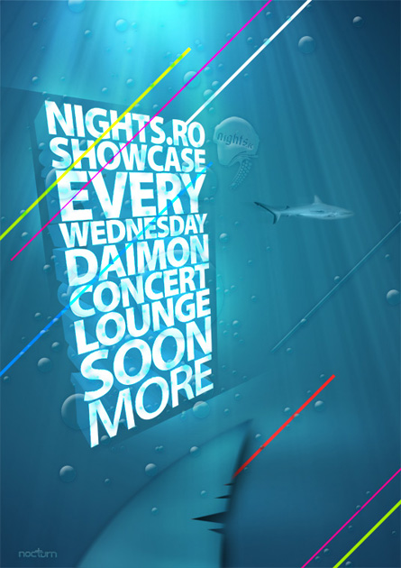 nights.ro showcase - daimon concert lounge teaser