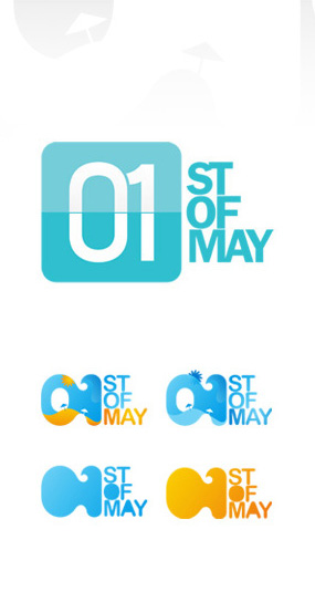 1stofmay final logo and proposals