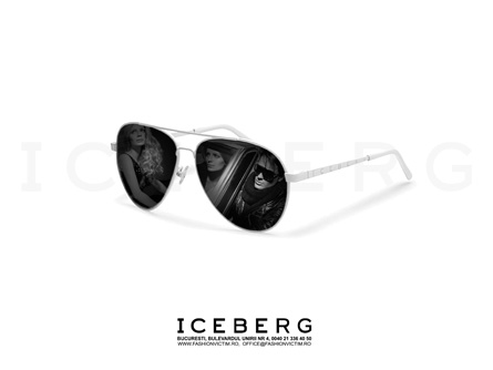 Fashionvictim, Iceberg, advert