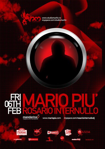 Studio Martin - Mario Piu, Rosario Internullo, poster
