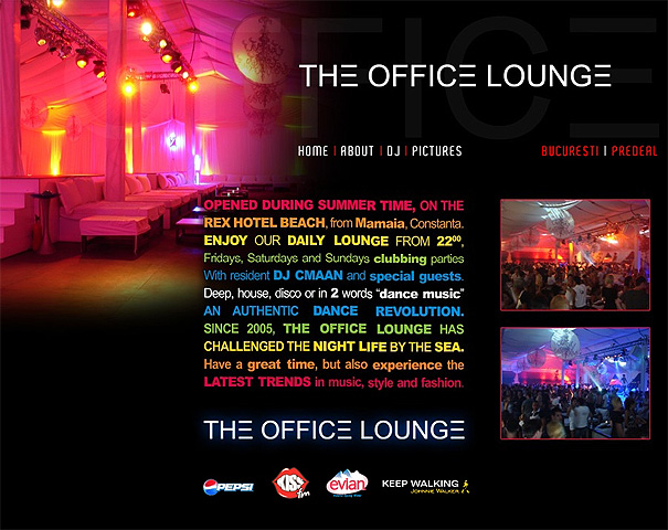 The Office Lounge - Mamaia