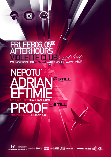 violette - adrian eftimie, proof