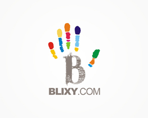 Blixy.com, website, personality, custom avatars, avatars, graphics, logo, logos, logo design by Alex Tass