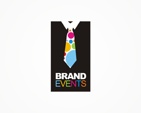 Brand Events logo design