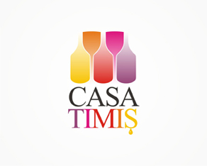 Casa Timis, online store, Alba Iulia, Romania, vineyard, rare wines, luxury wines, wine, wines, logo, logos, logo design by Alex Tass