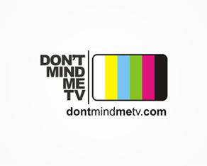 Don't mind me TV, Kansas City, Missouri, US, USA, United States, video production, company, logo, logos, logo design by Alex Tass