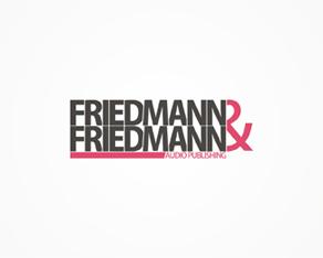 Friedmann & Friedmann, audio, publishing, Germany, electronic music, records label, logo, logos, logo design by Alex Tass