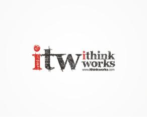 iThinkWorks, online communities, online, communities, logo, logos, logo design by Alex Tass