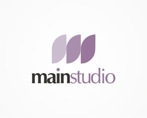 Main Studio, SEO, search engine optimization, online marketing, studio, logo, logos, logo design by Alex Tass