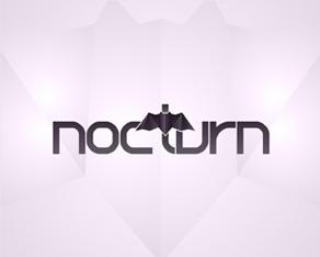 nocturn.ro, freelance, design, creative, digital, studio, logo, logos, logo design by Alex Tass