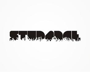 Studance, German, student, electronic music, electronic events, parties, events, dance events, parties, organizer, logo, logos, logo design by Alex Tass