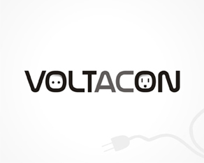 Voltacon, alternative energy, alternative, electricity, electric current, current, energy, logo, logos, logo design by Alex Tass
