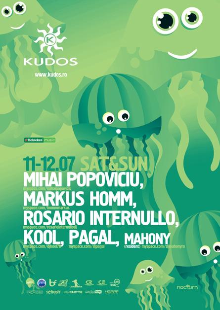 kudos beach flyer - 11-12 iulie - mihai popoviciu, markus homm, pagal, kool, rosario internullo / homm & popoviciu - interstate tour