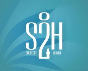 s2h club, shortcut 2 heaven, club, lounge, bar, venue, logo, logos, logo design by Alex Tass