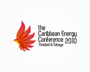 The Caribbean Energy Conference logo design