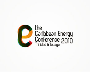 The Caribbean Energy Conference 2010, energy, alternative energy, petroleum, conference, logo, logos, logo design by Alex Tass