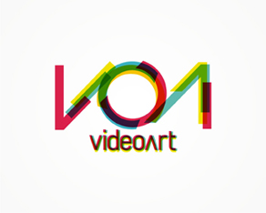 Video Art, TV show, television, show, artistic, elaborate, modern, futurist, electronic, music, video, clips, videos, logo, logos, logo design by Alex Tass.