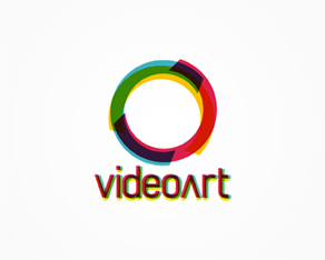 Video Art logo design