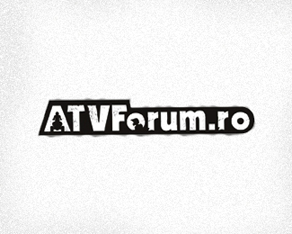 ATV Forum, ATV, buggy, 4wd, 4x4, extreme sports, online, forum, community, logo, logos, logo design by Alex Tass