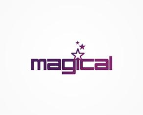 Magical, magic, tricks, illusionism, illusionist, logo, logos, logo design by Alex Tass